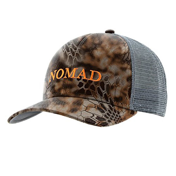 Nomad Men's Camo Trucker Cap