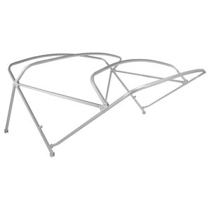 "Pontoon Bimini Top Frame Only, 1-1/4"" Free Standing Frame, 96""-102""W"