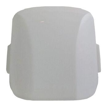 Euro Style Lens, White