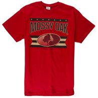 Mossy Oak Men's American Born Short-Sleeve Tee