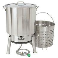 82-qt Stainless Bayou® Boiler Kit