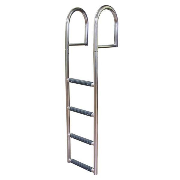Dockmate Stainless Steel Dock Ladder, 4-Step