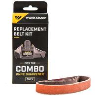 Work Sharp Combo Knife Sharpener Replacement Belt Kit
