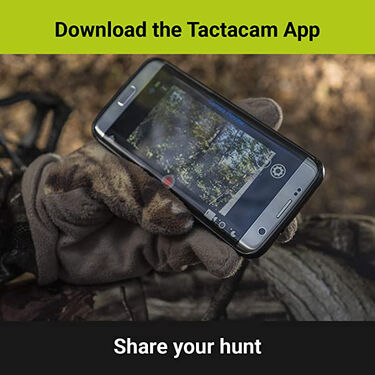 Tactacam 5.0 Hunting Action Camera, Gun Package