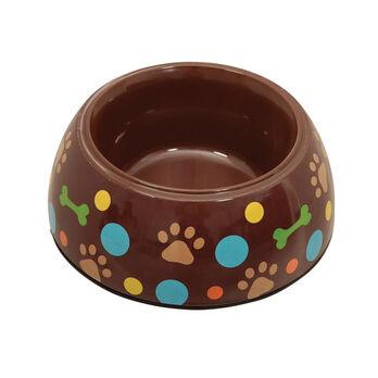 Paw Print Pet Bowl