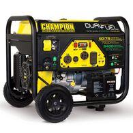 Champion 7500 Watt Dual Fuel Portable Generator