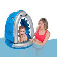 Big Mouth Shark Li'l Float with Canopy