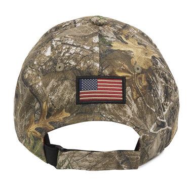 Camo American Flag Cap