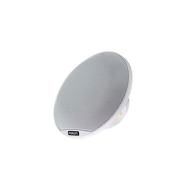 "FUSION SG-C65W Signature Series Speakers 6.5"" Classic Grill - 230W -White"