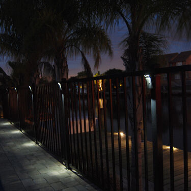 Deck & Dock Lighting Piling Light 3 Color