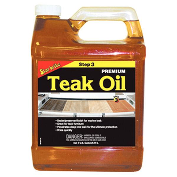 Star Brite Premium Golden Teak Oil, Gallon