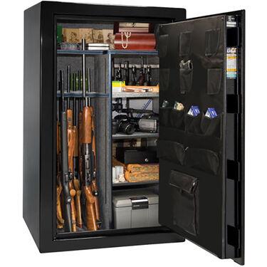 Liberty USA Series E-Lock 30-Gun Safe, Black