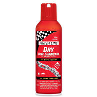Finish Line Dry Teflon Bicycle Chain Lube, 8 oz.