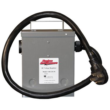 50 Amp 12,000 Watt Low Voltage Boosting Transformer