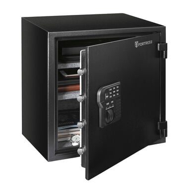 Fortress Large Fireproof Safe, Electronic Lock