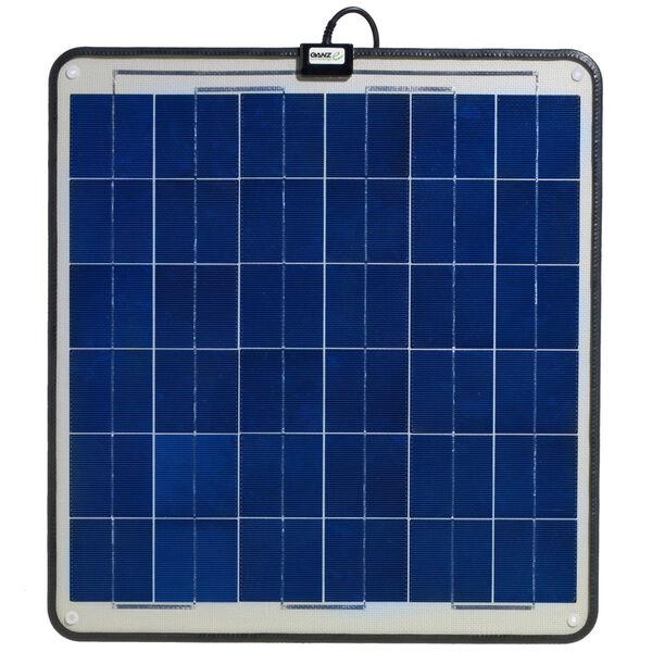 GANZ Eco-Energy Semi-Flexible 30 Watt Solar Panel