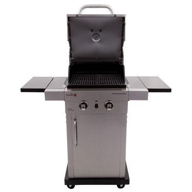 Char-Broil Signature TRU-Infrared 2 Burner Cabinet Gas Grill, 18,000 BTU
