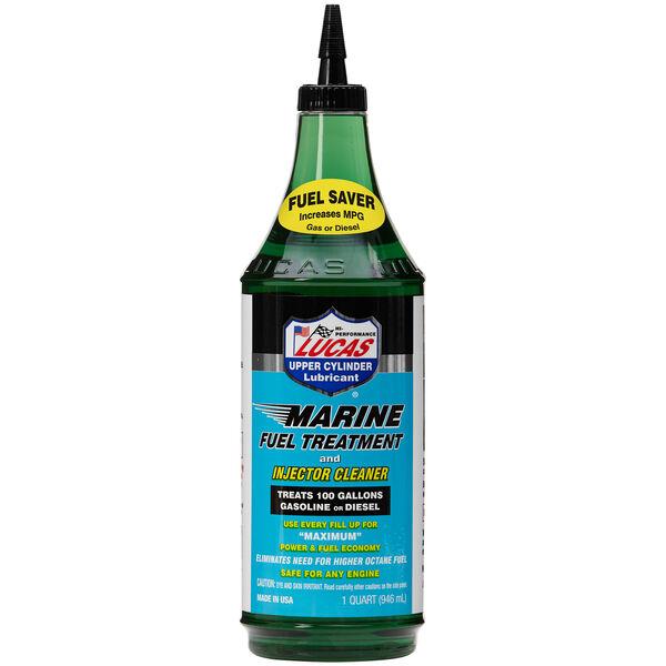 Lucas Oil Marine Fuel Treatment, Quart