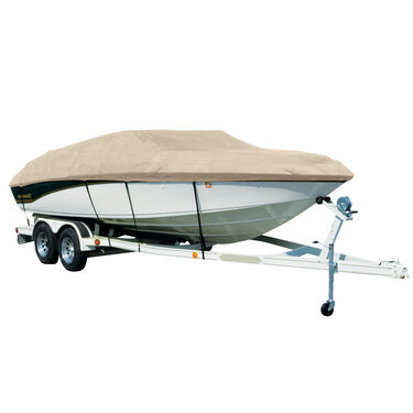 Covermate Sharkskin Plus Exact-Fit Cover for Bayliner Capri 1950 CX BR I/O