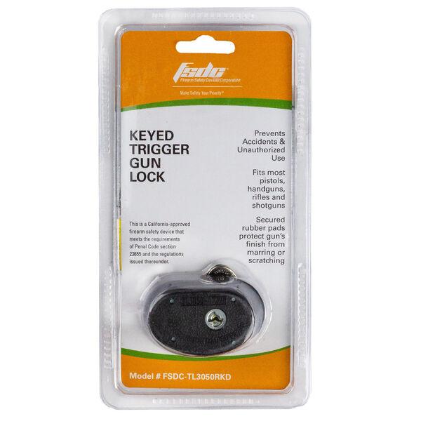 FSDC Keyed Trigger Lock, Single Pack