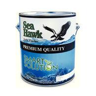 Sea Hawk Smart Solution Black Paint, Quart