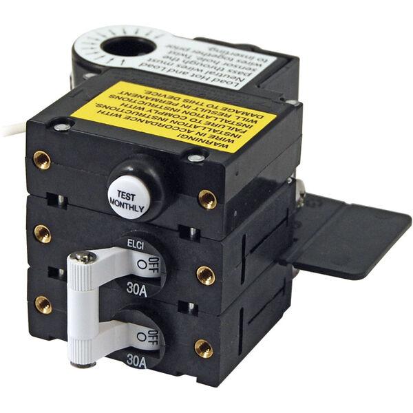 Blue Sea Systems AC ELCI Main Circuit Breaker