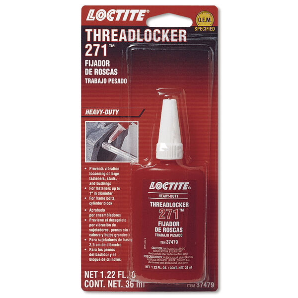 Sierra Threadlocker 271 For Mercury Marine/OMC Engine, Sierra Part #37479
