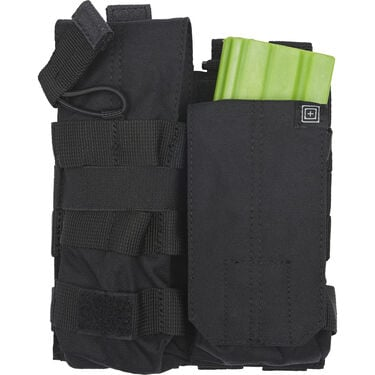 5.11 Tactical AR Double Bungee Cover Pouch, Black