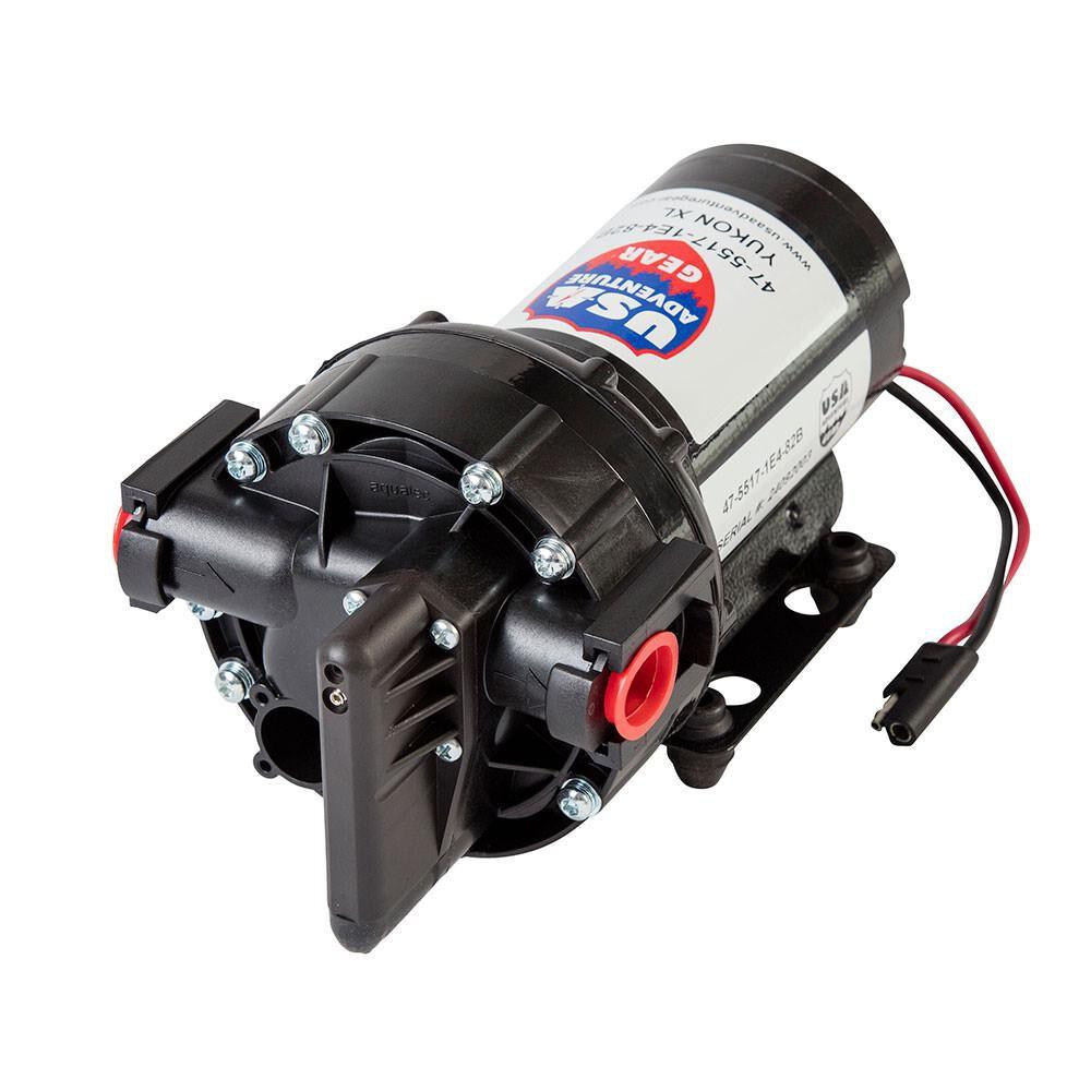 Yukon XL 5 0 GPM 12 Volt DC Portable Water Pump