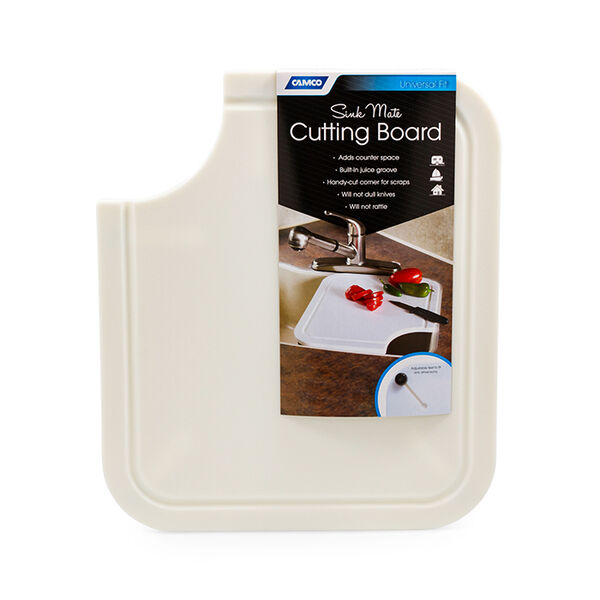 Sink Mate Cutting Board - White