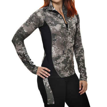 Girls With Guns Athletic Pullover