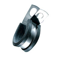"""Ancor Black 5/16"""" Nylon Cable Clamps, 25-Pack"""