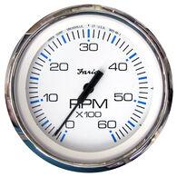 Faria Chesapeake SS Instruments - Tachometer (6000 rpm)