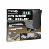 Grip On Tools Heavy Duty Multi-Purpose Tarp, 10' x 20'