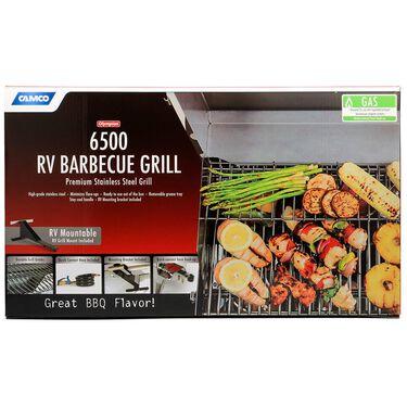 Grill-Olympian 6500 Gas w/LP Valve