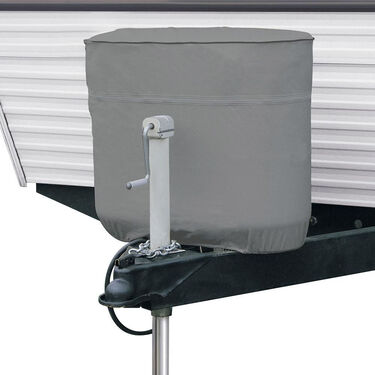 Double RV Tank Covers