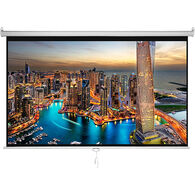 Pull Down - 100 - Inch Projector Screen