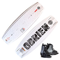 O'Brien Exclusive Wakeboard with Link Bindings