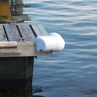 "Dock Edge DockSide Corner Bumper, 11-1/4"" x 11-1/4"""