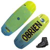 O'Brien Hooky Wakeboard With Access Bindings
