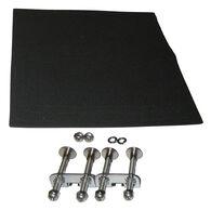 Raymarine Rear-Mounting Flush Mount Kit for Ray49, Ray55, & Ray218 VHF Radios