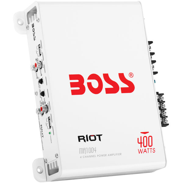 Boss MR1004 Riot 400-Watt 4-Channel Amplifier