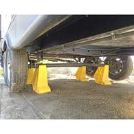 TrailerLegs Tire Saver Double Axel Set