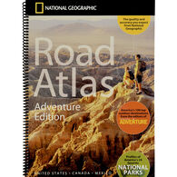 Road Atlas - Adventure Edition (United States, Canada, and Mexico)
