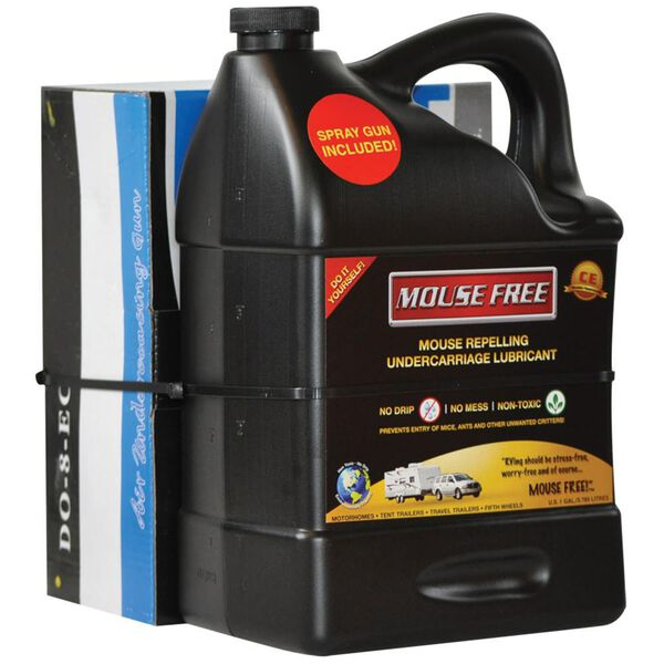 Mouse Free Mouse Repelling Undercarriage Lubricant Spray, Gallon