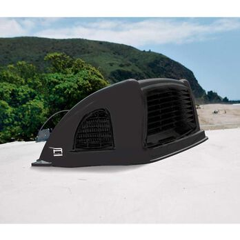 Camping World Vent Cover, Black