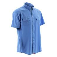 Huk Men's Next Level Short-Sleeve Woven Shirt