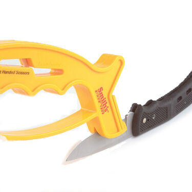 Smith's Abrasives 10-Second Knife And Scissors Sharpener