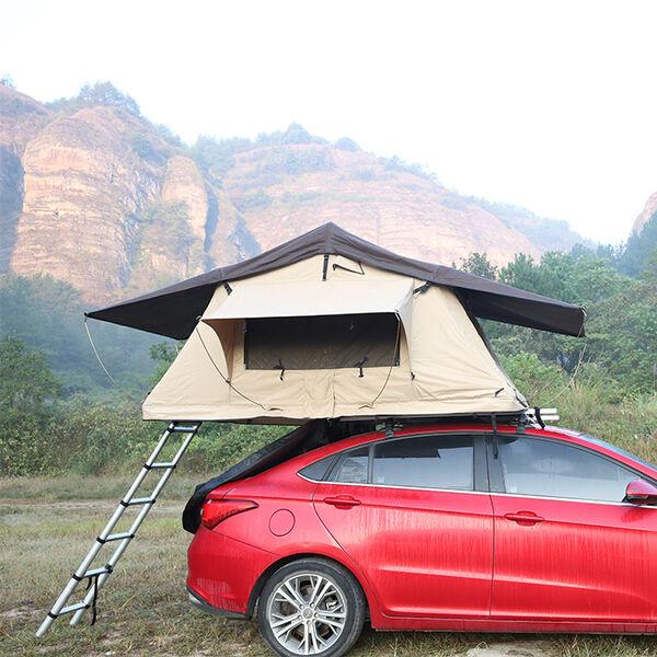 Pittman Outdoors Soft-Shell Rooftop Tent