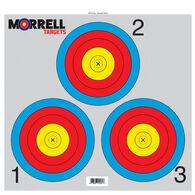 Morrell Three Spot Vegas Target Paper